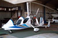 ZU-CIZ @ FAKR - Magni M-16 Tandem Trainer [16-00-1354] Krugersdorp-Oatlands~ZS 11/10/2003