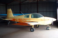 ZS-IGH @ FAKR - American Aviation AA-1A Trainer [AA1A-0443] Krugersdorp-Oatlands~ZS 11/10/2003