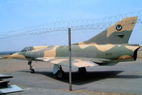 805 @ FASK - Dassault Mirage III CZ [158] (South African Air Force) Swartkop~ZS 06/10/2003 - by Ray Barber