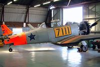 7111 @ FASK - North American AT-6C Harvard IIa [88-9684] (South African Air Force) Swartkop~ZS 06/10/2003 - by Ray Barber