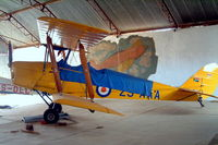 ZS-AAA @ FAPY - De Havilland DH-82A Tiger Moth [83515] Parys~ZS 10/10/2003 - by Ray Barber