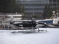 N606KA @ W55 - Wild Orca on Lake Union taking for take off during a rain squall. - by Eric Olsen