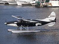 N606KA @ W55 - Wild Orca on Lake Union - by Eric Olsen