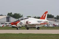 163644 @ KOSH - McDonnell Douglas T-45C - by Mark Pasqualino