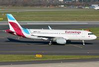 D-AIZQ @ EDDL - Eurowings - by Volker Hilpert