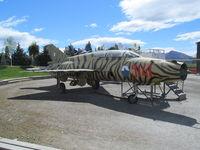 5141 @ NZWF - At museum at Wanaka - by magnaman