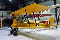 CF-DHQ @ CYND - De Havilland Canada DH.82C Tiger Moth [DHC1671] Gatineau~C 18/06/2005 - by Ray Barber