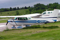 C-GBGZ @ CYND - Cessna 172N Skyhawk [172-72630] Gatineau~C 18/06/2005 - by Ray Barber