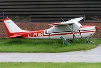 C-FUIB @ CYND - Cessna 172G Skyhawk [172-54497] Gatineau~C 18/06/2005 - by Ray Barber