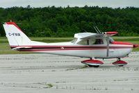 C-FRIR @ CYND - Cessna 172E Skyhawk [172-51288] Gatineau~C 18/06/2005 - by Ray Barber