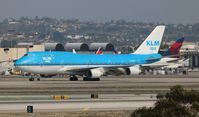 PH-BFP @ LAX - KLM Asia