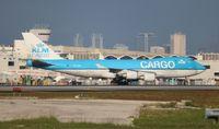 PH-CKA @ MIA - KLM Cargo