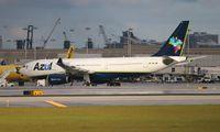 PR-AIW @ FLL - Azul A330