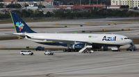 PR-AIX @ FLL - Azul A330