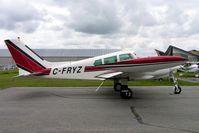 C-FRYZ @ CYRP - Cessna 310J [310J-0036] 0ttawa-Carp~C 21/06/2005 - by Ray Barber
