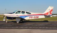 PR-SAM @ LAL - Beech F33A