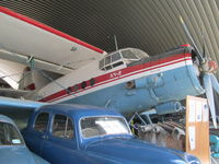 LY-AKH @ NZWF - among loads of old cars at museum - by magnaman
