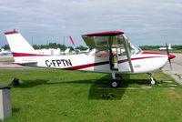 C-FPTN @ CYRO - Cessna 172E Skyhawk [172-51235] Rockcliffe~C 19/06/2005 - by Ray Barber