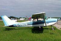 C-FRVW @ CYRO - Cessna 172F Skyhawk [172-52318] Rockcliffe~C 19/06/2005 - by Ray Barber