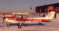 C-GZKK @ YQR - One of the Aircraft I took my flight training on in Regina, Sask - by Terry Mitchner