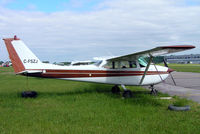 C-FSZJ @ CYRO - Cessna 172G Skyhawk [172-53875] Rockcliffe~C 19/06/2005 - by Ray Barber