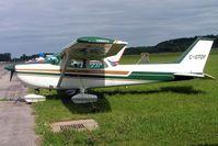 C-GTOF @ CYRO - Cessna 172N Skyhawk [172-72584] Rockcliffe~C 19/06/2005 - by Ray Barber
