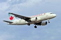 C-GJWF @ CYYZ - Airbus A319-112 [1765] (Air Canada) Toronto-Pearson International~C 24/06/2005 - by Ray Barber