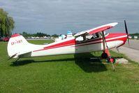 CF-YRT @ CYRO - Cessna 170B [20395] Rockcliffe~C 19/06/2005 - by Ray Barber