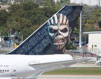 TF-AAK @ FLL - Iron Maiden Book of Souls