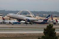 VP-BGD @ LAX - Aeroflot