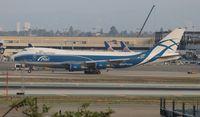 VP-BIG @ LAX - Air Bridge Cargo