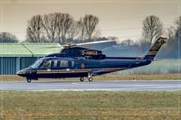 D-HMGX @ EDDR - 2008 Sikorsky S-76C, - by Jerzy Maciaszek