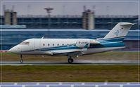 D-ANTR @ EDDR - Canadair CL-600-2B16 - by Jerzy Maciaszek