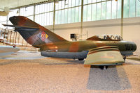163 @ EDUG - On display at Luftwaffenmuseum Gatow. - by Arjun Sarup
