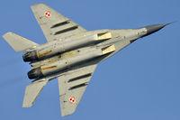 67 @ EBBL - MiG-29A - by Volker Hilpert