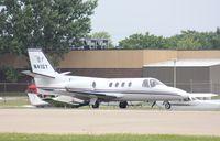 N41GT @ KOSH - Cessna 501