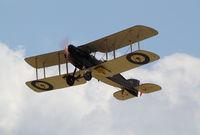 F-AYBF @ LFFQ - Ferte Alais airshow - by olivier Cortot