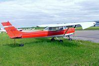 CF-EDI @ CYRO - Cessna 150J [150-71000] Rockcliffe~C 19/06/2005 - by Ray Barber