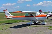 CF-WXK @ CYRO - Cessna 150H [150-68009] Tyendinaga-Mohawk~C 20/06/2005 - by Ray Barber