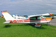 C-GOZM @ CYRO - Cessna 177B Cardinal [177-02223] Rockcliffe~C 19/06/2005 - by Ray Barber