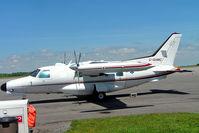 C-GAMC @ CYGK - Mitsubishi MU-2B-60 Marquise [785SA] (Thunder Airlines) Kingston~C 20/06/2005 - by Ray Barber