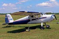 CF-OHB @ CPU6 - Cessna 140 [11571] Tyendinaga-Mohawk~C 20/06/2005 - by Ray Barber