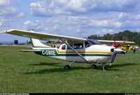 C-GWIE @ CPB9 - Sitting in field at Baldwin, Ontario, were I purchased the aircraft and now it's home is Kincardine, Ontario CYKM. - by Unknown