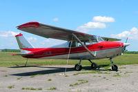 C-GWTM @ CPU6 - Cessna 172A [46904] Tyendinaga-Mohawk~C 20/06/2005 - by Ray Barber