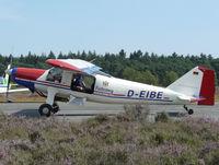 D-EIBE @ EBZR - Zoersel fly inn 2011. - by Raymond De Clercq
