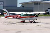 C-GBNC @ CYTZ - Cessna 172M Skyhawk [172-60762] Toronto-City Centre Airport~C 22/06/2005 - by Ray Barber