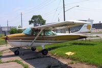 C-GAWD @ CYFD - Cessna 172L Skyhawk [172-59651] Brantford~C 24/06/2005 - by Ray Barber