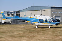 N39EA @ KPAE - Sitting on the grass behind our building.