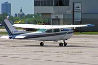 C-GVDT @ CYTZ - Cessna R.182 Skylane RG [R182-00354] Toronto-City Centre Airport~C 22/06/2005 - by Ray Barber