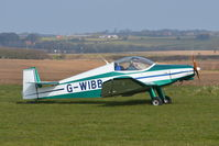 G-WIBB @ X3CX - Just landed at Northrepps. - by Graham Reeve